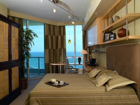 یک اتاق خواب ایده آل + تصاویر