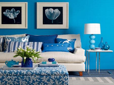 نکات مهم در انتخاب رنگ مناسب اتاق نشیمن+ تصاویر