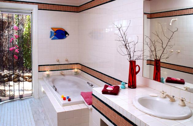 انتخابی مناسب برای دکوراسیون حمام خود داشته باشید+تصاویر