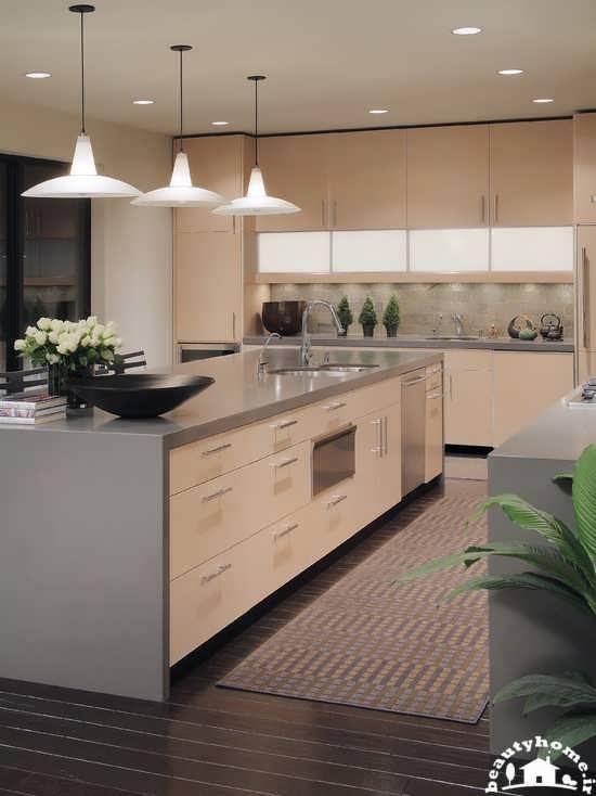 دکوراسیون های جدید و زیبای آشپزخانه + تصاویر