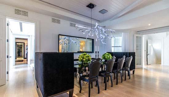 دکوراسیون خانه بسیار زیبا و مجلل سلین دیون، خواننده ی مشهور کانادایی+تصاویر