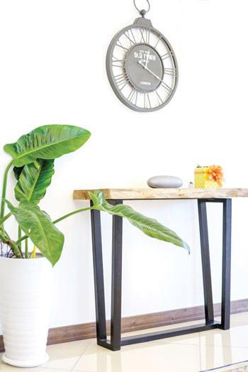 در این خانه اصول طراحی دکوراسیونی شیک و جذاب را بیاموزید+تصاویر