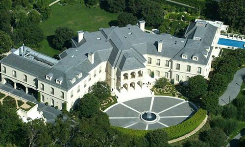 گران ترین و زیبا ترین خانه های سلبریتی های اروپایی+تصاویر