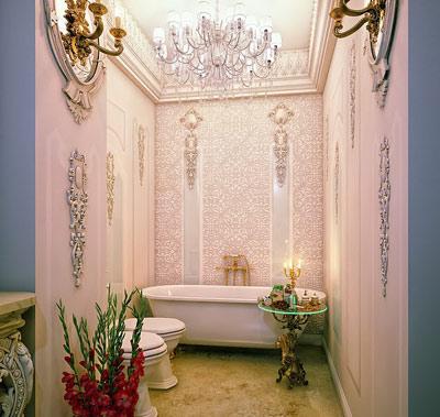 زیباترین مدل های سرویس بهداشتی برای منازل لوکس + تصاویر