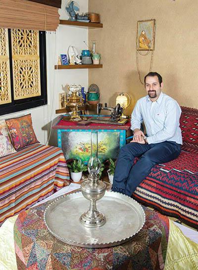 ایده های بسیار شیک برای دکوراسیون سنتی ایرانی دلنشین+تصاویر