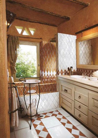 نکات مهم برای طراحی یک حمام زیبا + تصاویر
