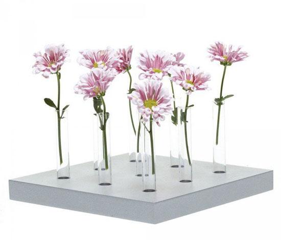 گلدان، آسانترین راه تغییر در خانه +تصاویر