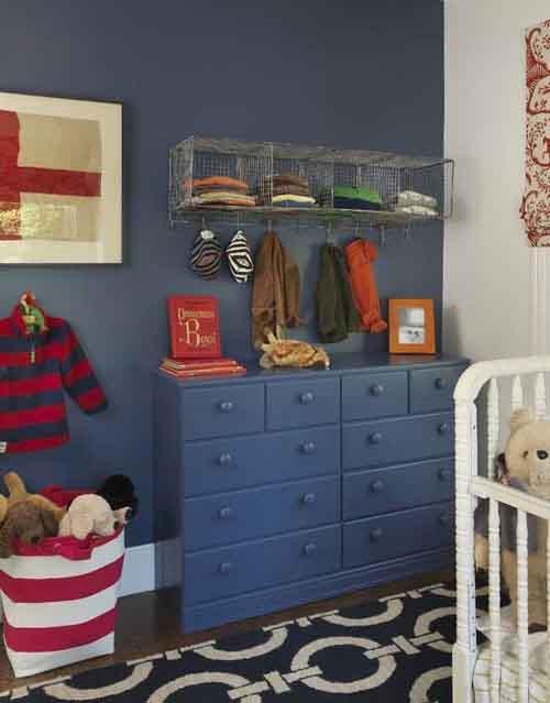 طراحی دکوراسیون اتاق مورد علاقه پسر بچه ها+ تصاویر