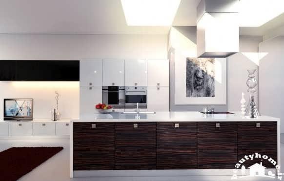 جدیدترین مدل های کابینت آشپزخانه + تصاویر