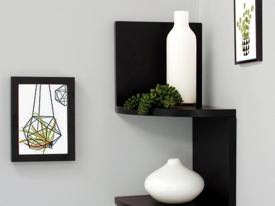 دیوارهای خانه را با این ایده های جالب و کاربردی زیبا و بهینه کنید+تصاویر