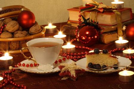 ایده هایی جذاب برای شب یلدا و کریسمس + تصاویر