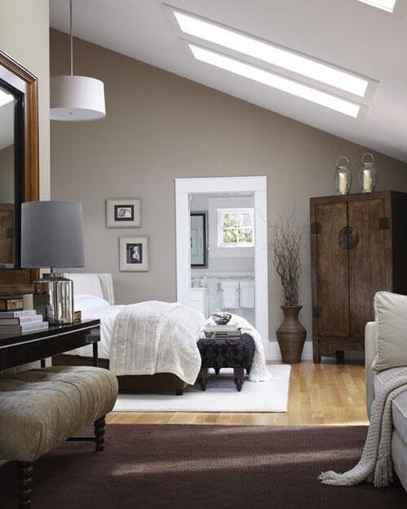 نکات کاربردی در طراحی داخلی یک اتاق خواب تمام عیار + تصاویر