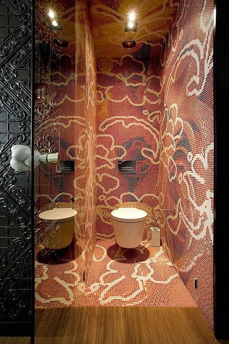 زیباترین دکوراسیون داخلی منزل سلطنتی + تصاویر