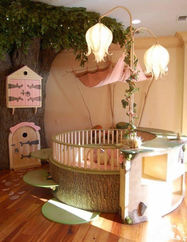 طراحی شگفت انگیز اتاق بازی کودک +تصاویر