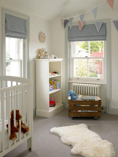 فنگ شویی اتاق کودک ، چیدمان آرامش بخش + تصاویر