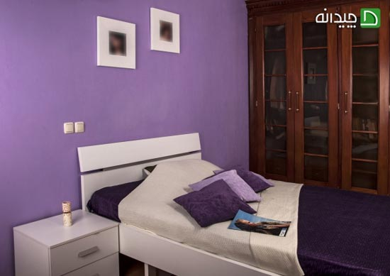 پرطرفدار ترین و جذاب نرین رنگ اتاق خواب نوعروس +تصاویر