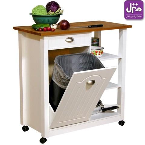 آشپزخانه خود را به سبک چوبیسم طراحی کنید! +تصاویر