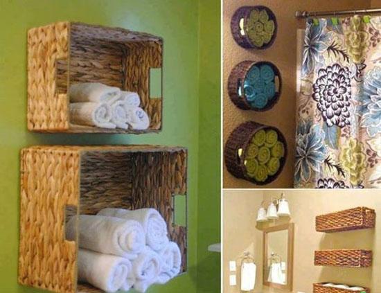 خلاقانه ترین مدل های قفسه و شلف چوبی اتاق نشیمن شیک و مدرن+تصاویر