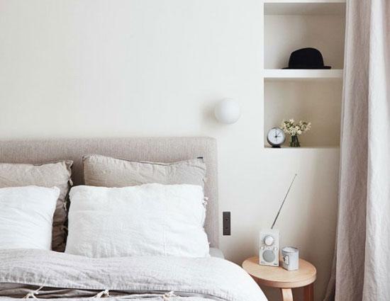 اتاق خواب های کوچک خود را با این ایده های کاربردی بزرگ کنید+تصاویر