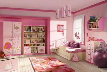بهترین رنگ برای اتاق کودک دختر و پسر+تصاویر