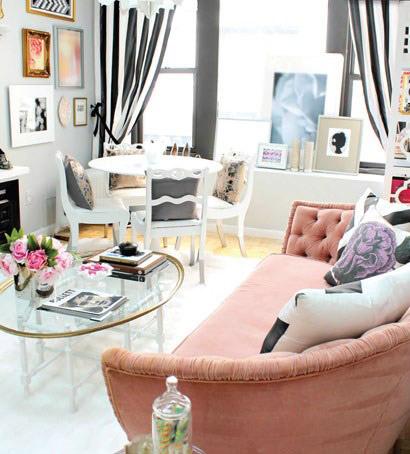 همه ی خواسته های خود برای زیبایی خانه را در دکوراسیون تلفیقی بیابید+تصاویر