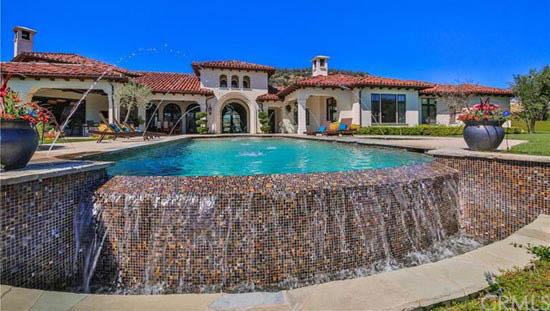 دکوراسیون خانه لوکس۸٫۹ میلیون دلاری بریتنی اسپیرز در کالیفرنیا+تصاویر