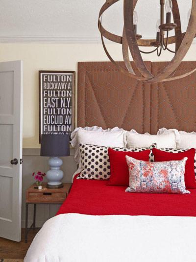 راه حل های آسان برای تغییر رنگ اتاق خواب + تصاویر