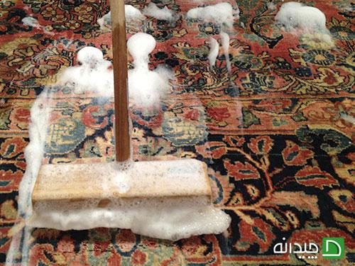 فرش ابریشم، انتخاب خاص لوکس پسندان! +تصاویر