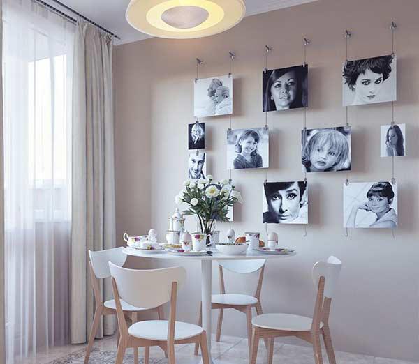 اصول مهم برای شیک ترنصب کردن تابلو در فضای داخل خانه+تصاویر