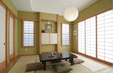دکوراسیون منزل به سبک ژاپنی + تصاویر