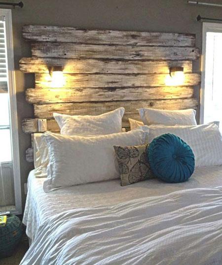 مدرنترین نور پردازی اتاق خواب + تصاویر