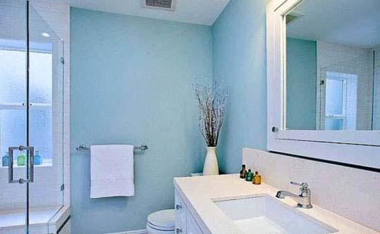 زیبایی چشم گیر با رنگ آبی در دکوراسیون داخلی /فواید رنگ آبی +تصاویر زیبا
