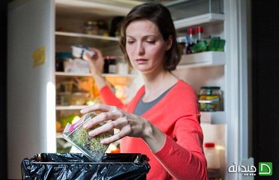 ۱۰ بی نظمی در آشپزخانه که آزارتان می دهد! +تصاویر