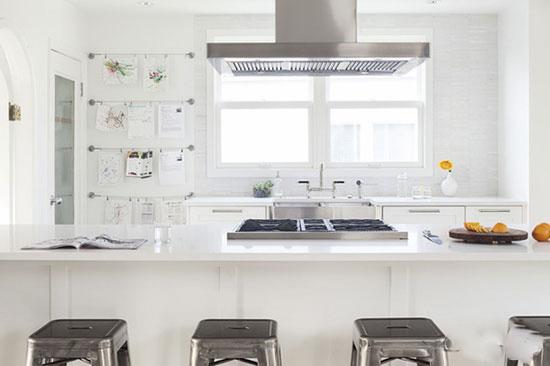 با این ترفندها آشپزخانه خود را مرکز توجه قرار دهید / چیدمانی تحسین برانگیز داشته باشید+تصاویر
