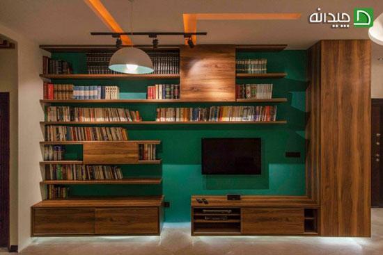ایده های ناب برای داشتن خانه ای آرام وبه دور از سر و صدا +تصاویر