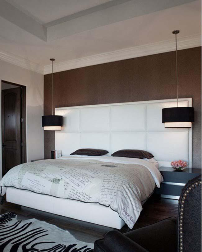 نورپردازی های جدید و مدرن برای داشتن اتاق خواب لوکس و رویایی تصاویر