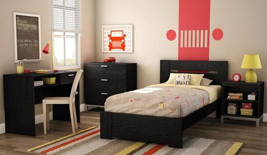 اتاق خواب هایی که تمام ویژگی های دکوراسیون شیک و کاربردی را دارند+تصاویر