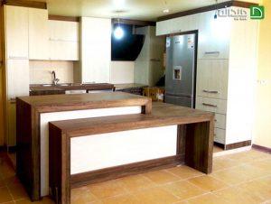 بهترین صفحه کابینت برای دکوراسیون آشپزخانه