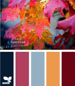 پالت رنگی شماره 7