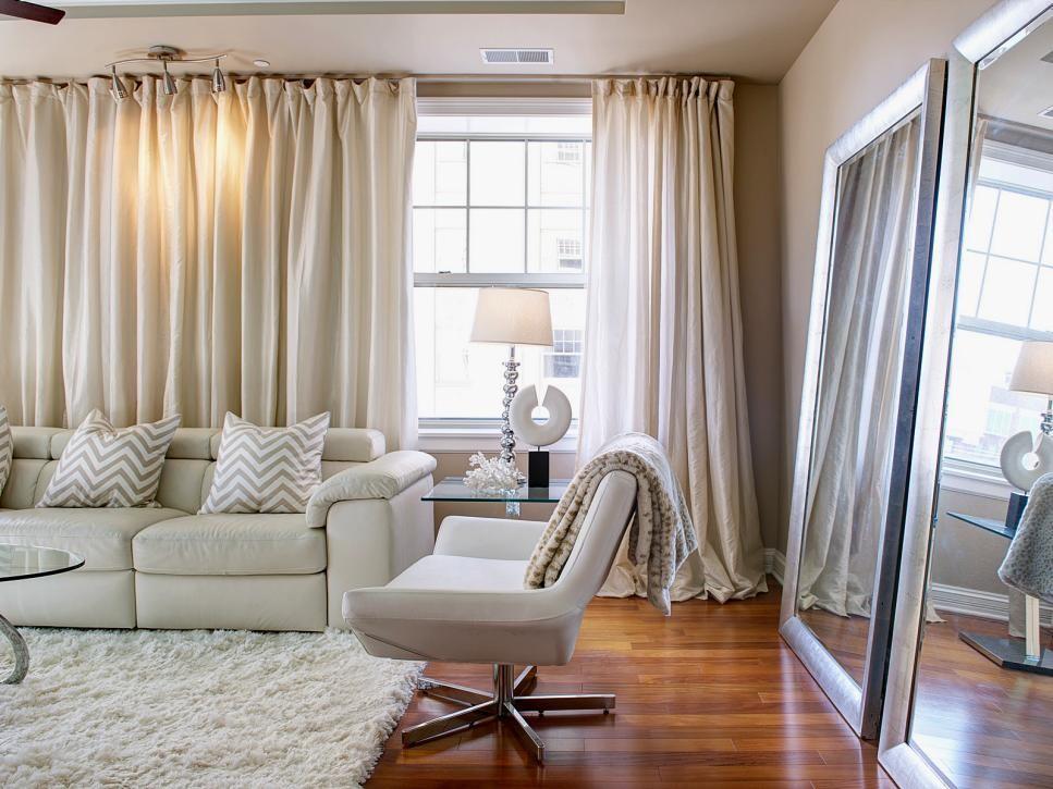آپارتمان های کوچک و نقلی را با این نکات طلایی جادو کنید +تصاویر
