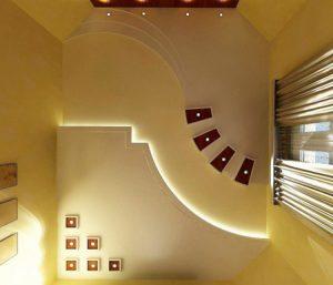 نورپردازی سقف