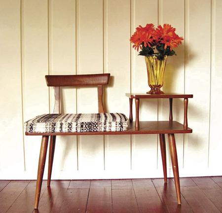 میز تلفن | و تاثیر عمیق آن بر زیبایی و جذابیت فضای خانه +تصاویر