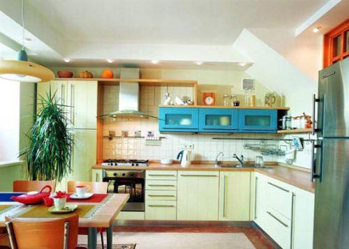 ارگونومیک در آشپزخانه;آشپزخانه ای دوست داشتنی برای خانم ها+تصاویر