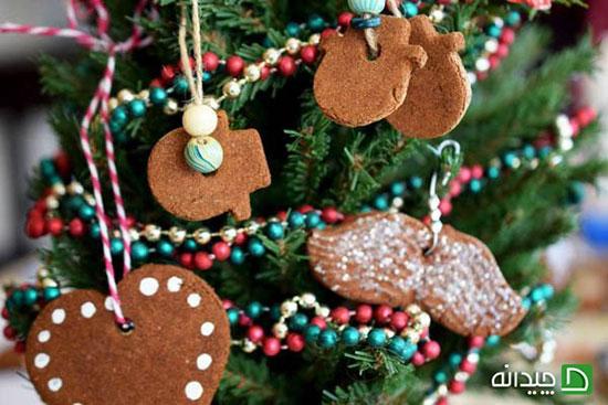 ایده هایی بسیار زیبا برای تزیینات کریسمس و استقبال از سال نو+تصاویر