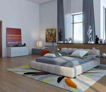 اتاق خواب هایی که احساس خواب رویایی را به شما منتقل می کنند!+تصاویر