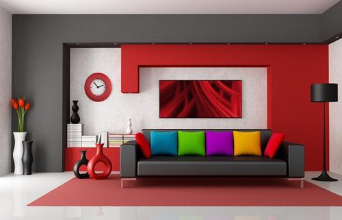 طراحی داخلی اصولی و به سبک حرفه ای ها فراتر از چیدمان +تصاویر