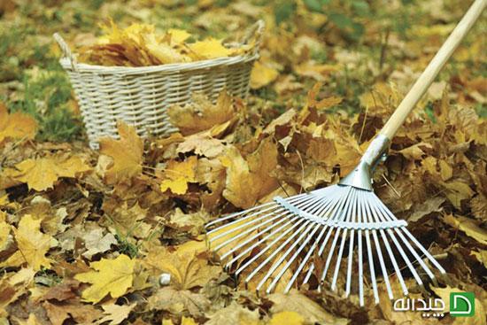 حیاط خانه را اینگونه برای روزهای سرد آماده کنید +تصاویر