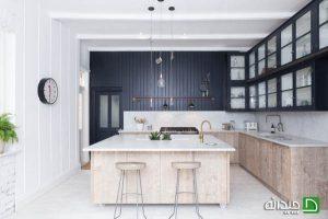 آشپزخانه های پرطرفدار مدل 2017