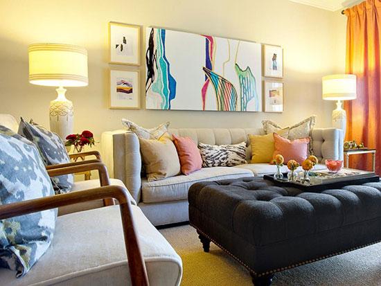 خانه ای مناسب شخصیت خود با اصول دکوراسیون داخلی بسازید+تصاویر