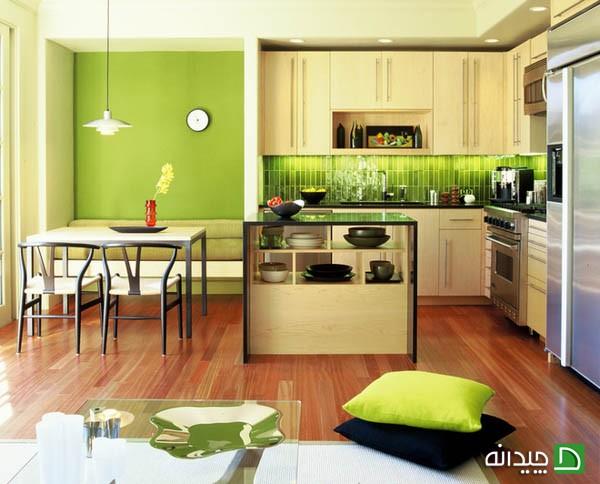 آشپزخانه های پرطرفدار مدل ۲۰۱۷ در انواع سبکهای مختلف+تصاویر